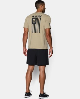 Men's WWP Freedom Flag T-Shirt LIMITED TIME: FREE U.S. SHIPPING 1 Color $14.24 to $18.99