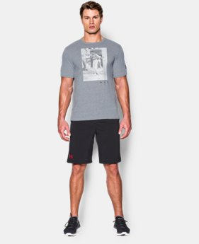 Men's UA x Muhammad Ali Train Photoreal T-Shirt
