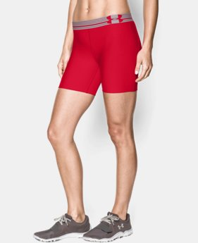 Women's UA Armour Mid Short  7 Colors $17.99 to $22.99