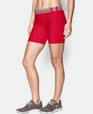 Women's UA Armour Mid Short LIMITED TIME: FREE U.S. SHIPPING 2 Colors $13.49 to $17.99