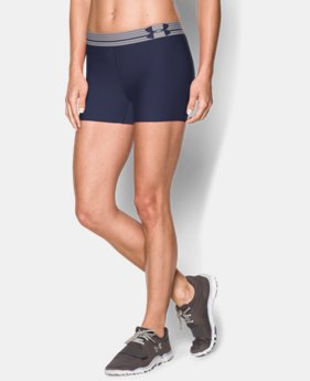 Women's UA HeatGear® Armour Shorty LIMITED TIME: FREE U.S. SHIPPING 3 Colors $14.24 to $18.99