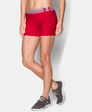 Women's UA HeatGear® Armour Shorty LIMITED TIME: FREE U.S. SHIPPING 1 Color $14.24 to $18.99