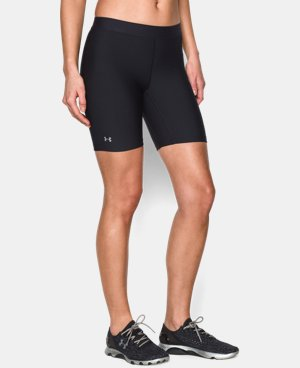 Women's UA HeatGear® Armour Long Short LIMITED TIME: FREE U.S. SHIPPING 3 Colors $13.49 to $17.99