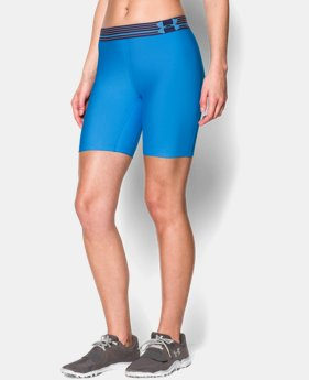 Women's UA HeatGear® Armour Long Short LIMITED TIME: UP TO 50% OFF 1 Color $13.49 to $17.99