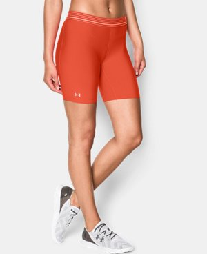 Women's UA HeatGear® Armour Long Short  1 Color $13.49 to $22.99