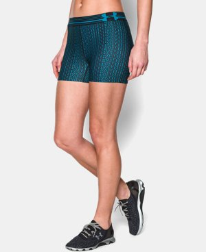 Women's UA HeatGear® Armour Printed Shorty LIMITED TIME: FREE U.S. SHIPPING 3 Colors $13.49 to $17.99