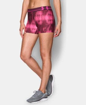 Women's UA HeatGear® Armour Printed Shorty LIMITED TIME: FREE U.S. SHIPPING 1 Color $13.49 to $17.99