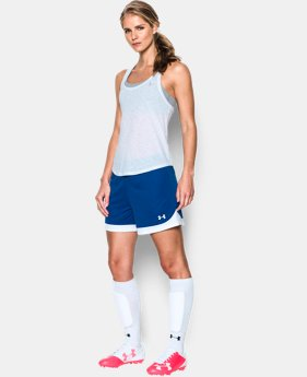 Women's UA Maquina Shorts LIMITED TIME: FREE SHIPPING  $22.99