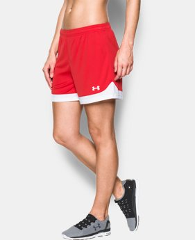 Women's UA Maquina Shorts  1  Color Available $22.99