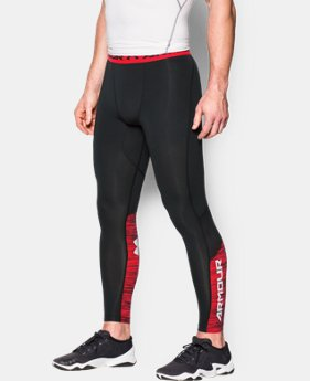 Men's UA CoolSwitch Compression Leggings LIMITED TIME: FREE SHIPPING 5 Colors $59.99