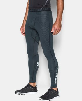 Men's UA CoolSwitch Compression Leggings  1 Color $28.49