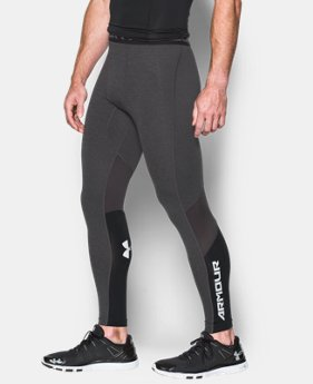Men's UA CoolSwitch Compression Leggings LIMITED TIME: FREE SHIPPING 2 Colors $59.99