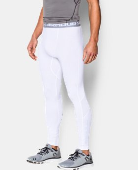 Men's UA CoolSwitch Compression Leggings LIMITED TIME: FREE SHIPPING 1 Color $59.99