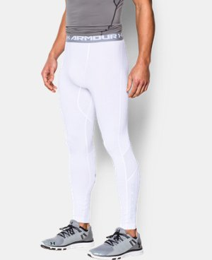 Men's UA CoolSwitch Compression Leggings LIMITED TIME: FREE U.S. SHIPPING 4 Colors $28.49 to $37.99