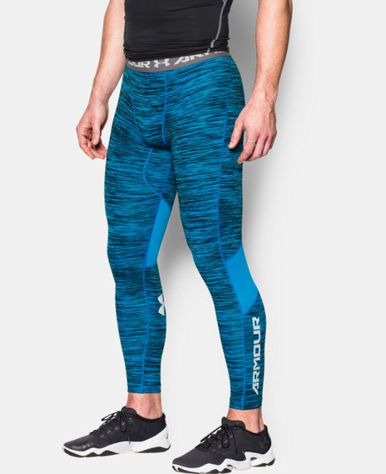 Men's UA CoolSwitch Compression Leggings  2 Colors $37.99