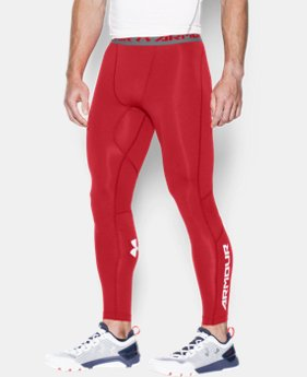 Men's UA CoolSwitch Compression Leggings  1 Color $49.99