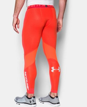 Men's UA CoolSwitch Compression Leggings LIMITED TIME: FREE U.S. SHIPPING 1 Color $28.49 to $37.99