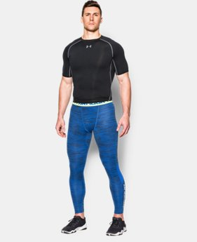 Men's UA CoolSwitch Compression Leggings   $44.99