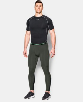 Men's UA CoolSwitch Compression Leggings  1 Color $29.99 to $37.99