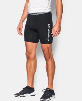 Men's UA CoolSwitch Compression Shorts LIMITED TIME: FREE SHIPPING 2 Colors $34.99