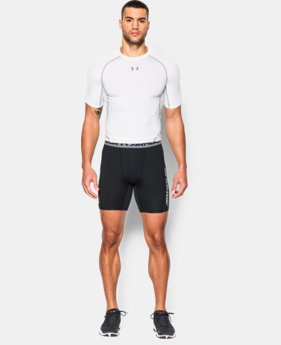 Men's UA CoolSwitch Compression Shorts LIMITED TIME: FREE SHIPPING 6 Colors $34.99