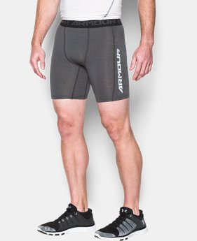 Men's UA CoolSwitch Compression Shorts LIMITED TIME: FREE SHIPPING 1 Color $34.99