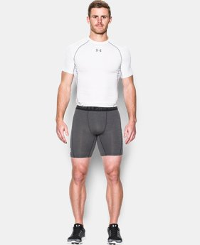 Men's UA CoolSwitch Compression Shorts LIMITED TIME: FREE SHIPPING 3 Colors $34.99
