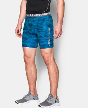 New to Outlet Men's UA CoolSwitch Compression Shorts EXTRA 25% OFF ALREADY INCLUDED 1 Color $20.24