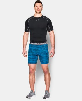 Men's UA CoolSwitch Compression Shorts  3 Colors $26.99