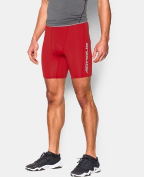 Men's UA CoolSwitch Compression Shorts   $34.99