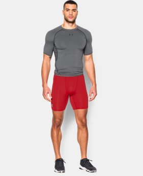 Men's UA CoolSwitch Compression Shorts LIMITED TIME: FREE SHIPPING 2 Colors $39.99