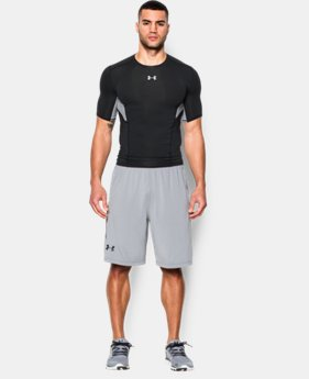 Men's UA CoolSwitch Short Sleeve Compression Shirt  3 Colors $34.99