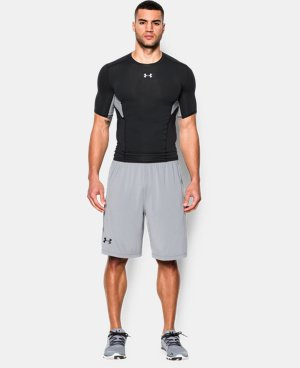Men's UA CoolSwitch Short Sleeve Compression Shirt  7 Colors $29.99 to $39.99