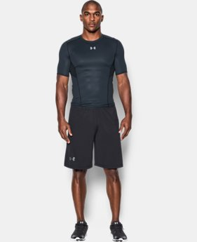 Men's UA CoolSwitch Short Sleeve Compression Shirt LIMITED TIME: FREE SHIPPING 3 Colors $34.99