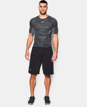 Men's UA CoolSwitch Short Sleeve Compression Shirt  4 Colors $22.49
