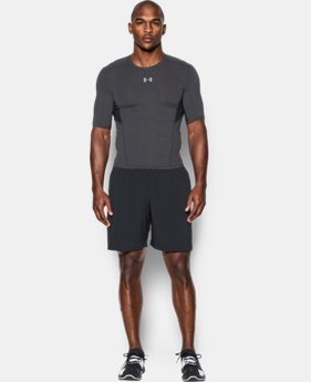 Men's UA CoolSwitch Short Sleeve Compression Shirt LIMITED TIME: FREE SHIPPING 3 Colors $29.99 to $39.99