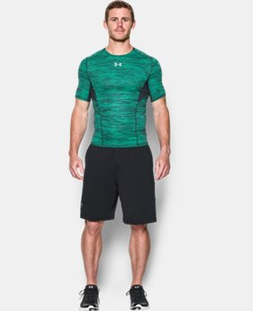 Men's UA CoolSwitch Short Sleeve Compression Shirt  6 Colors $26.99