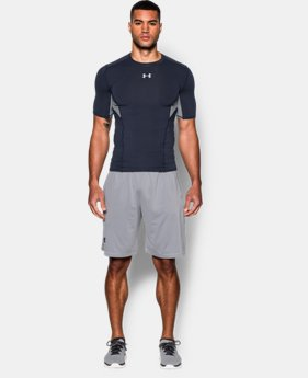 Men's UA CoolSwitch Short Sleeve Compression Shirt  2 Colors $29.99