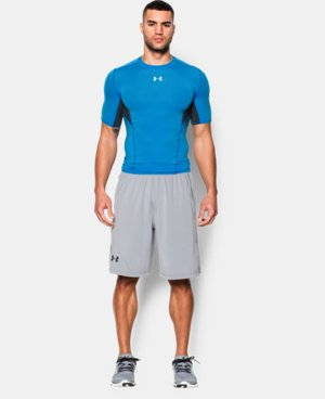 Men's UA CoolSwitch Short Sleeve Compression Shirt   $22.49
