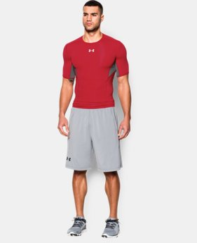 Men's UA CoolSwitch Short Sleeve Compression Shirt LIMITED TIME: FREE SHIPPING  $26.99 to $29.99