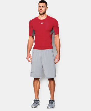 Men's UA CoolSwitch Short Sleeve Compression Shirt  1 Color $34.99