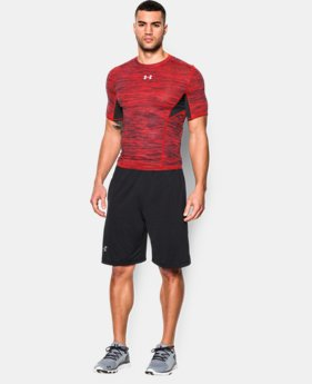 Men's UA CoolSwitch Short Sleeve Compression Shirt