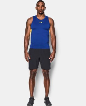 Men's UA HeatGear® Armour Compression Tank  5 Colors $29.99
