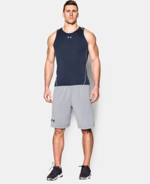 New Arrival  Men's UA HeatGear® Armour Compression Tank  5 Colors $29.99