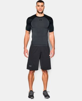 Men's UA HeatGear® Armour Scope Short Sleeve Compression Shirt  2 Colors $26.99