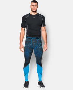 Men's UA HeatGear® Armour Scope Compression Shorts  1 Color $33.99