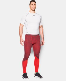 Men's UA HeatGear® Armour Scope Compression Shorts  1 Color $37.99