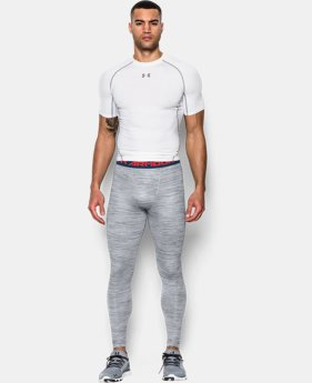 New Arrival Men's UA Coolswitch ArmourVent™ Compression Leggings  1 Color $79.99