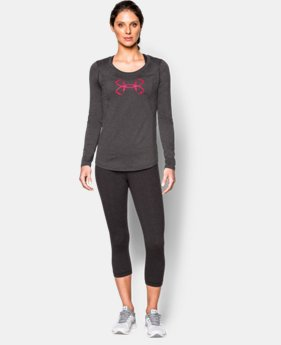 Women's UA CoolSwitch Long Sleeve  1 Color $54.99