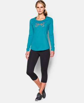 Women's UA CoolSwitch Long Sleeve LIMITED TIME: FREE SHIPPING 1 Color $54.99